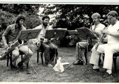 LSQ bei Rolf Frühjahr 1986